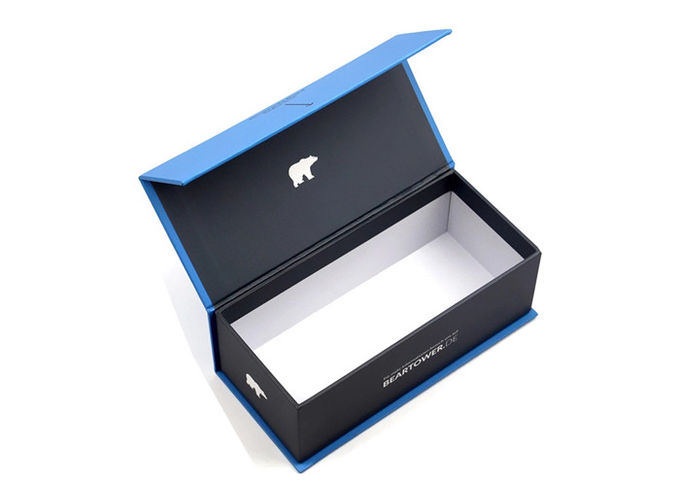 Sliding Drawer Cardboard Shoes Box Custom Printed Glossy / Matte Lamination